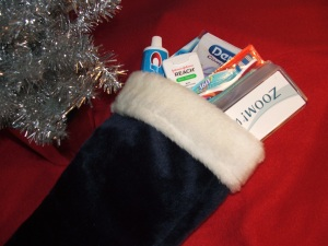 'Smile healthy' stocking stuffers